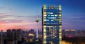 合肥君悦酒店项目结构改造工程